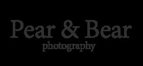Pear & Bear Photography